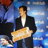 Jorge Suquet en el estreno de 'Maktub'