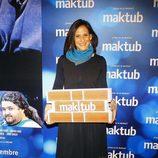 Malena Alterio en el estreno de 'Maktub'