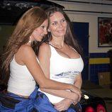 Sonia Monroy y Yola Berrocal se convierten en mecánicas
