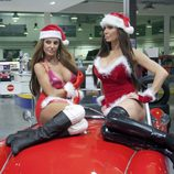 Sonia Monroy y Yola Berrocal, dos Mamá Noeles muy sexies