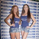 Sonia Monroy y Yola Berrocal, chicas de calendario
