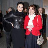 Luz Casal y Carmen Maura en la entrega de los Premios de Cultura de Madrid