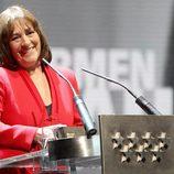 Carmen Maura en la entrega de los Premios de Cultura de Madrid