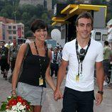 Fernando Alonso y Raquel del Rosario ponen fin a su relación