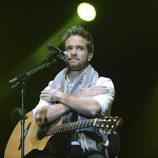 Pablo Alborán en su concierto en Madrid