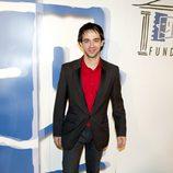 Alberto Amarilla en los Premios Actúa