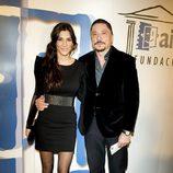 Carlos Bardem y Cecilia Gessa en los Premios Actúa