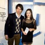 Alejandro Tous y Ruth Núñez en los Premios Actúa