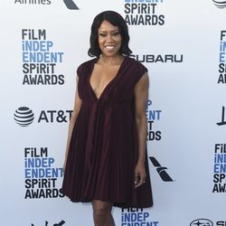 Regina King en los Spirit Awards 2019