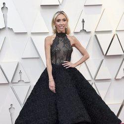 Giuliana Rancic en la alfombra roja de los Premios Oscar 2019