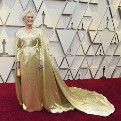 Glenn Close en la alfombra roja de los Premios Oscar 2019