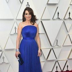 Tina Fey en la alfombra roja de los Premios Oscar 2019