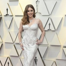 Amy Adams en la alfombra roja de los Premios Oscar 2019