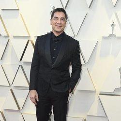 Javier Bardem en la alfombra roja de los Premios Oscar 2019