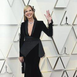 Allison Janney en la alfombra roja de los Premios Oscar 2019