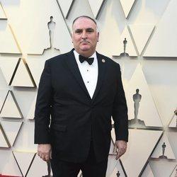 José Andrés en la alfombra roja de los Premios Oscar 2019