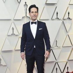 Paul Rudd en la alfombra roja de los Premios Oscar 2019