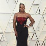 Serena Williams en la alfombra roja de los Premios Oscar 2019