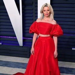 Elizabeth Banks en la fiesta Vanity Fair tras los Premios Oscar 2019