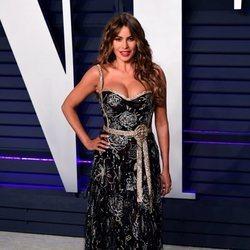 Sofía Vergara en la fiesta Vanity Fair tras los Premios Oscar 2019