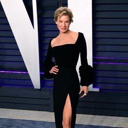 Renée Zellweger en la fiesta Vanity Fair tras los Premios Oscar 2019