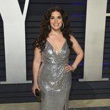 America Ferrera en la fiesta Vanity Fair tras los Premios Oscar 2019