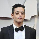 Rami Malek en la alfombra roja de los Premios Oscar 2019