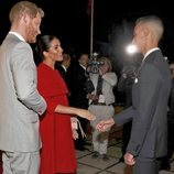 Moulay Hassan de Marruecos recibe al Príncipe Harry y Meghan Markle en Rabat