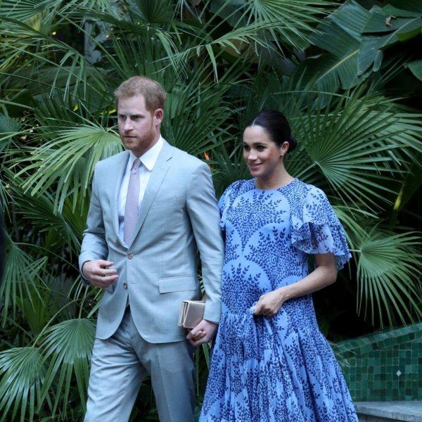 La visita del Príncipe Harry y Meghan Markle a Marruecos