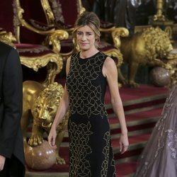 Begoña Gómez en la cena de gala al Presidente de Perú, Martín Vizcarra