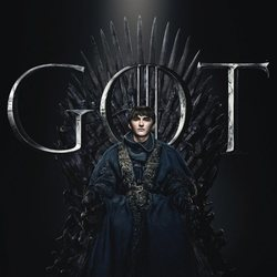 Foto cartel temporada final 'GOT' Bran Strak