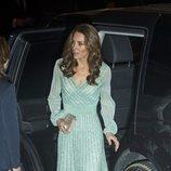 Kate Middleton lució un brillante vestido de Missoni