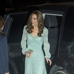 Kate Middleton lució un brillante vestido de Missoni