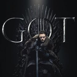 Foto cartel temporada final 'GOT' Jon Nieve