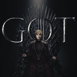 Foto cartel temporada final 'GOT' Cersei Lannister