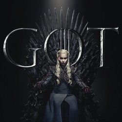 Foto cartel temporada final 'GOT' Daenerys Targaryen