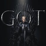 Foto cartel temporada final 'GOT' Brienne de Tarth