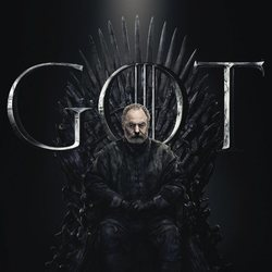Foto cartel temporada final 'GOT' Davos Seaworth