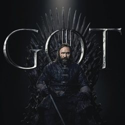 Foto cartel temporada final 'GOT' El Perro