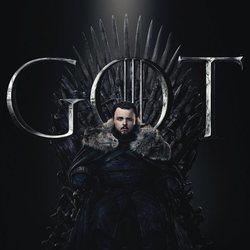 Foto cartel temporada final 'GOT' Samwell Tarly