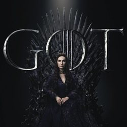 Foto cartel temporada final 'GOT' Melisandre de Asshai