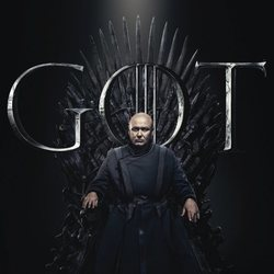 Foto cartel temporada final 'GOT' Varys