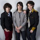 Los Jonas Brothers al inicio de su carrera