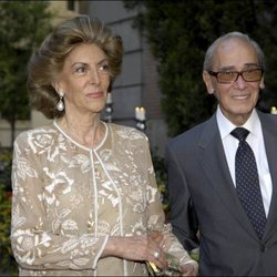 Pitita Ridruejo y su marido Mike Stilianopoulos