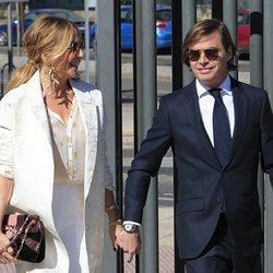 Marta Sánchez y Federico León, muy enamorados