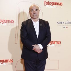Antonio Resines en los Fotogramas de Plata 2018