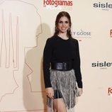 Elena Furiase en los Fotogramas de Plata 2018