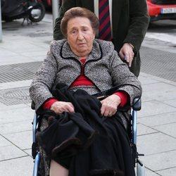 La Infanta Margarita en su 80 cumpleaños