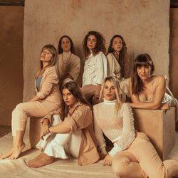 Lucía y Natalia Gil, Roko y demás mujeres en el videoclip de #LOSQUEESNUESTRO