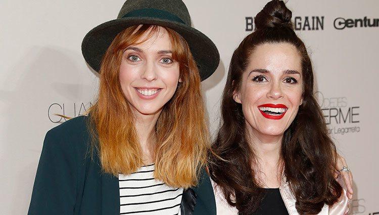 Leticia Dolera y Nuria Gago en la premiere de 'Cuando dejes de quererme'